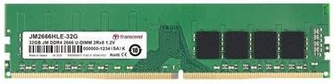 Operatīvā atmiņa (RAM) Transcend JetRam JM2666HLE-32G DDR4 32 GB