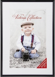 Victoria Collection Photo Frame Aluminium 21x30cm Black Matte