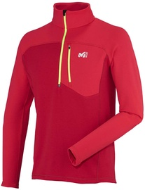 Millet Technostretch Zip Red XL