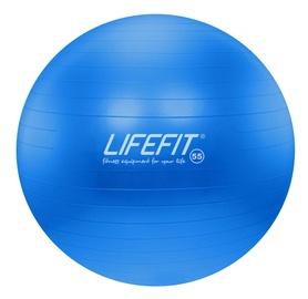 Nesprogstantis gimnastikos kamuolys lifefit, 55 cm