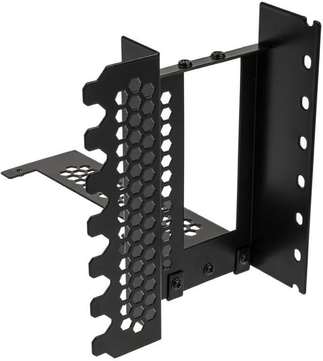 CableMod Vertical Graphics Card Holder With PCIe/DisplayPort/HDMI