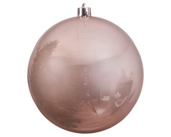 Елочная игрушка Decoris 022474, розовый, 200 мм