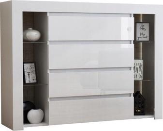 Kumode Pro Meble Milano 4SZ White