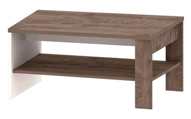 WIPMEB Ares AS14 Coffee Table Enderein Oak/White High Gloss