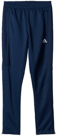 Adidas Tiro 17 Training Pants JR BQ2726 Blue 116cm