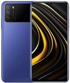 Mobilusis telefonas Xiaomi Poco M3 Blue, 4GB/64GB