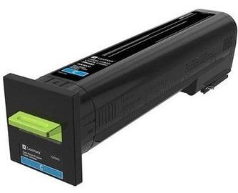 Lazerinio spausdintuvo kasetė Lexmark Toner Cartridge Cyan