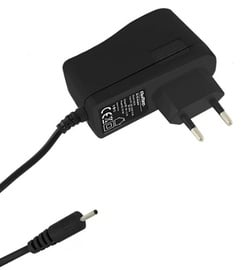 Qoltec AC Adapter 3.5 x 1.35 / Euro Black 1.4m