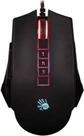 A4Tech P85 Bloody Optical Gaming Mouse Black/Red