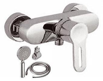 Baltic Aqua Toledo T-7/35K Shower Mixer