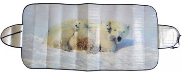 Загородка переднего стекла Bottari Polar Bear Windshield Cover, 70 см x 150 см