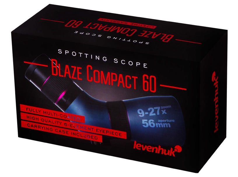 Levenhuk Blaze Compact 60 Spotting Scope