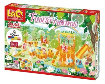 Konstruktorius LaQ Japanese Sweet Collection Forest Friends