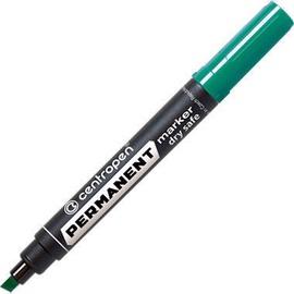 Centropen Permanent Marker Dry Safe Ink 8516 2-5mm Green