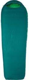 Miegmaišis Marmot Yolla Bolly 30 Green, kairinis, 210 cm