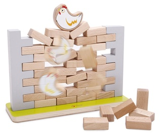Classic World Wooden Wall Game 3516