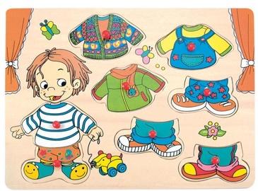 Puzle Woody Sebastian Dress Up Peg 90320, 8 gab.
