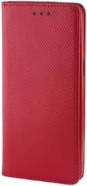 Forever Smart Magnetic Book Case For Samsung Galaxy A5 A520F Red