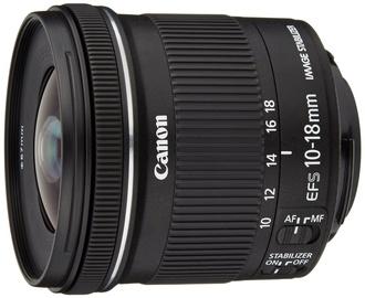 Canon EF-S 10-18mm f/4.5-5.6 IS STM + Lens Hood + Lens Cloth Kit