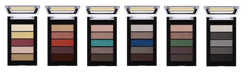 L´Oreal Paris Mini Eyeshadow Palette 4g 01