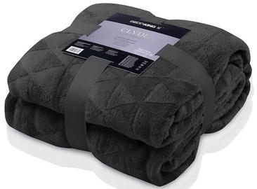 DecoKing Clyde Blanket Black 170x210cm