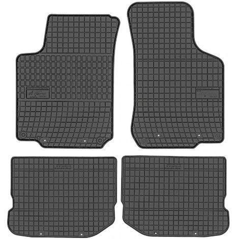 Frogum Skoda Octavia / Seat Leon / Toledo / VW Bora / Golf / New Beetle Rubber Floor Mats
