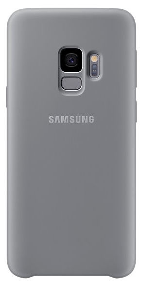 Samsung Silicone Cover For Samsung Galaxy S9 Gray