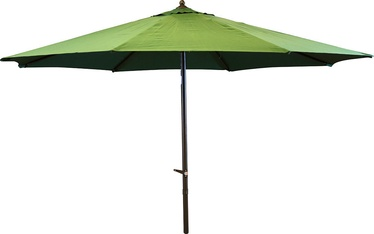 BESK Parasol 2.7m Green