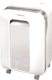 Fellowes Powershred LX201 Micro-Cut Shredder White