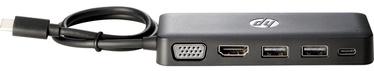 HP USB Type-C Travel Hub