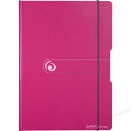 Herlitz Clipboard Folder Easy Orga A4 11226628 Berry