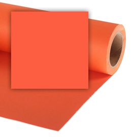 Colorama Studio Background Paper 2.72x11m Mandarin