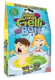 Zimpli Kids Gelli Baff Colour Change Yellow To Green ZK5034