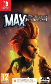 Max: The Curse of Brotherhood - Digital Download SWITCH