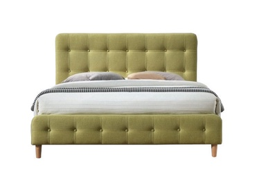 Signal Meble Alice Bed Green