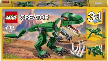 Конструктор LEGO Creator Грозный динозавр 31058, 174 шт.