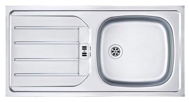 Nerūsējošā tērauda virtuves izlietne Franke ESN 614 Nova