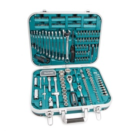Комплект Makita P-90532 Hand Tool Set 227pcs