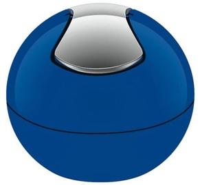 Spirella Bowl Bin 1l Blue