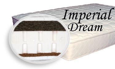 Matracis SPS+ Imperial Dream, 200x200x24 cm