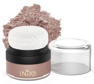 Inika Mineral Blusher Puff Pot 3g Pink Petal