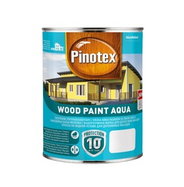 Dažai Pinotex Wood Paint Aqua, BC bazė, pusiau matiniai, 0,93 l