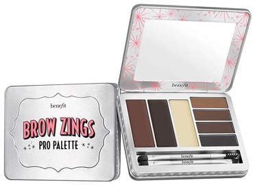 Benefit Brow Zings Pro Palette 11g Medium Deep