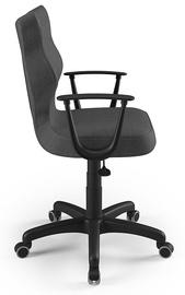 Офисный стул Entelo Norm AL17, антрацитовый