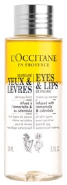 Makiažo valiklis L´Occitane Eyes & Lips Bi Phasic Make Up Remover, 100 ml
