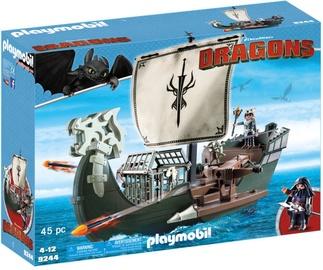 Playmobil Dragons Dragos Ship 9244