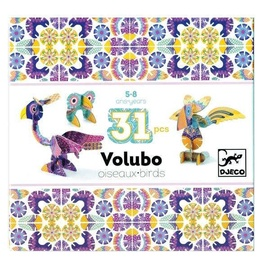 Djeco Volubo Birds 3D Connecting Pieces DJ05635
