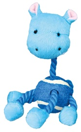 Trixie Animals With Tennis Ball & Rope 4pcs 16cm