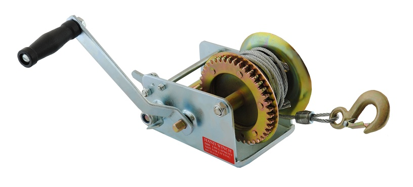Faster Tools 2535 Rope Winch 10m 450kg