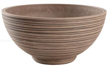 SN Outdoor Flower Pot Yuzhou Ø40cm Brown